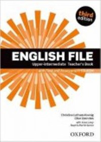 ENGLISH FILE UPPER-INTERMEDIATE 3E Teacher's Book+TEST+CD-ROM PACK