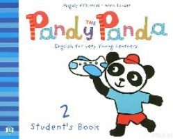 Pandy the Panda 2 Student's book + Song CD