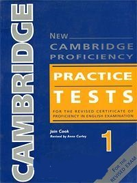 New Cambridge Proficiency Practice Tests 1