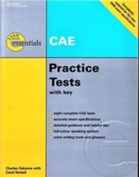 CAE Practice Tests with key + Audio CDs(3)