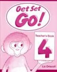 Get Set Go! 4 Teacher's Book распродажа - 795р