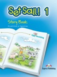 Set Sail! 1 Story Book