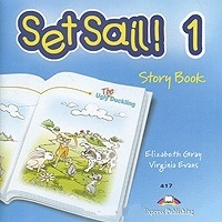 Set Sail! 1 Story Book CD