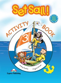 Set Sail! 3 Activity Book