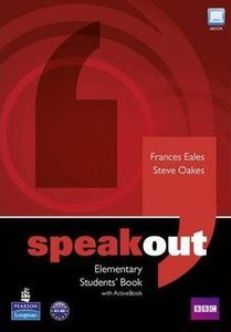 Speakout Elementary Student's Book / DVD / Active Book