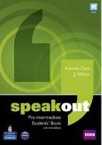 Speakout Pre-intermediate Student's Book / DVD / Active Book