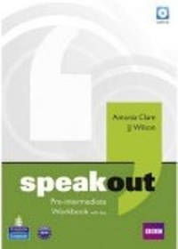 Speakout Pre-intermediate Workbook