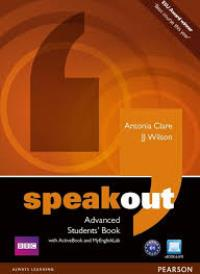 Speakout Advanced Student's Book / DVD / Active Book