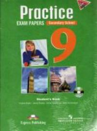 Practice Exam Papers 9 Student's Book with MP3