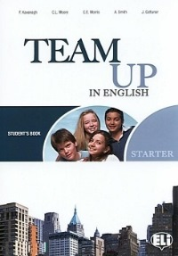 Team Up in English Starter Student's Book