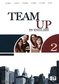 Team Up in English 2 Student's Book