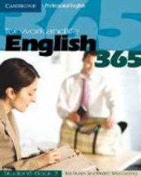 English for work and life 365 level 3 Student's Book + Audio CD