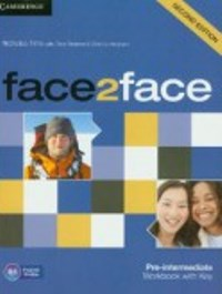 Face2Face 2ED Pre-intermediate Workbook with key