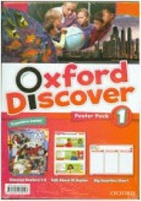 Oxford Discover 1 Posters