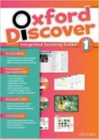 Oxford Discover 1 Teacher's Book With Online Practice