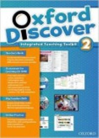 Oxford Discover 2 Teacher's Book With Online Practice