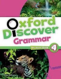 Oxford Discover 4 Grammar Student's Book (Paperback)