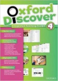 Oxford Discover 4 Teacher's Book With Online Practice