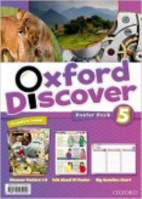 Oxford Discover 5 Posters