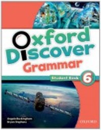 Oxford Discover 6 Grammar Student's Book (Paperback)