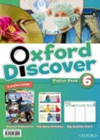 Oxford Discover 6 Posters