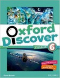 Oxford Discover 6 Workbook