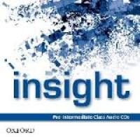 Insight: Pre - Intermediate Class CD (2 Discs)