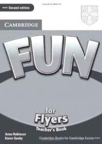 Cambridge Fun for Flyers TB