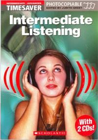 Timesaver Intermediate Listening + 2 audio CDs