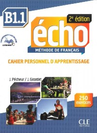 ECHO B1.1 2E cahier + CD