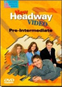 New Headway Video Pre-intermediate DVD