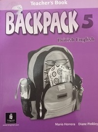 Backpack 5 Teacher's Book