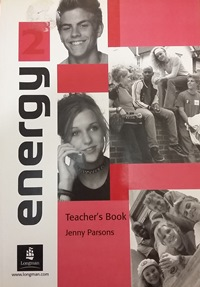 Energy 2 Teacher's Book