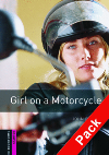 Girl on a Motorcycle Level Starter