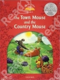 The Town Mouse and the Country Mouse Pack Level 2