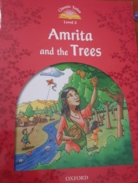 Amrita and the Trees Level 2