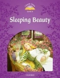Sleeping Beauty Activity Book and Play Level 4
