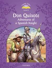 Don Quixote Adventures of a Spanish Knight Pack Level 4