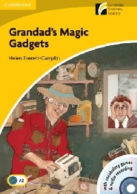 Grandad`s Magic Gadgets Pack Elementary Level