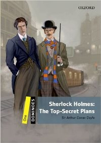 Sherlock Holmes the Top-Secret Plans  One Level