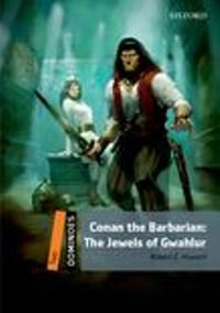 Conan the Barbarian:The Jewels of Gwahlur Two Level
