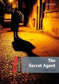 The Secret Agent Three Level