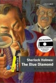 Sherlock Holmes:The Blue Diamond Pack One Level