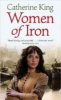 Catherine King Woman of Iron