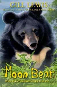 Gill Lewis Moon Bear