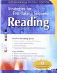 Strategies for Test Taking Success Reading