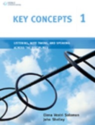 Key Concepts 1 Student`s Book Listening,Notetaking,Speaking Across the Disciplines