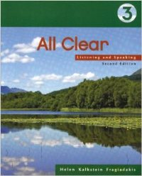 All Clear 3 Listening and Speaking with Collocations