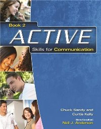 Active Skills For Communication 2 Student`s Book