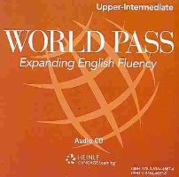 World Pass Upper Intermediate: Expanding English Fluency Audio CD
